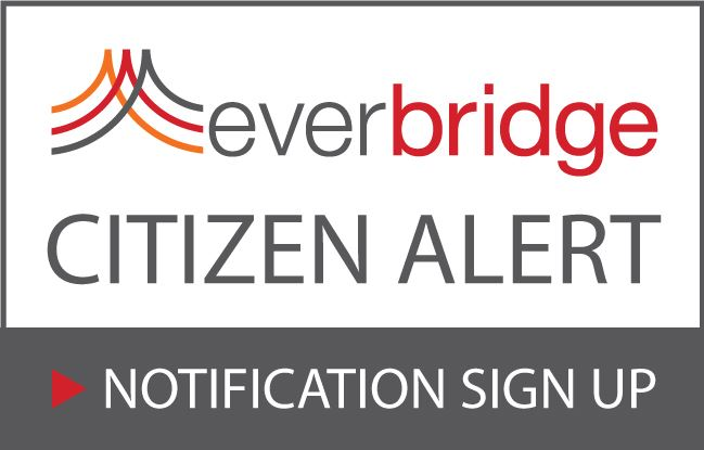 Everbridge Alert Sign Up