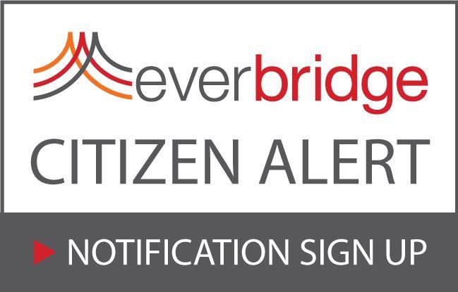 Everbridge Alert Sign Up Opens in new window